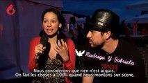 Rock Oz'Arènes 2011  Rodrigo y Gabriela Interview English   French Subtitles