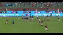Goal Miralem Pjanić  - AS Roma 1-0 Juventus - 30-08-2015