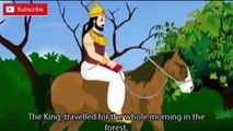 Fairy Tale   Jataka Tales - Tamil Short Stories For Children - A Lesson To The King - Animated