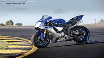 YAMAHA YZF R1 2015 motorcycle top speed Ride on street new ★★★★★