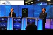 Watson Supercomputer - Donates  Jeopardy Winnings To The World Community Grid Project