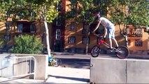 Jorge Fernández - Biketrial - Ride clean 2013