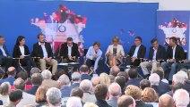 #Rouez 2015 : La société civile à l'honneur de la première table ronde de la rentrée politique de François Fillon à Rouez-en-Champagne