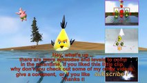 ANGRY BIRDS SPONGEBOB SQUAREPANTS SPOOF ♫ 3D animated mashup ☺ FunVideoTV   Style ;