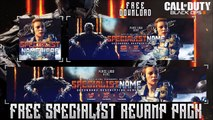 Free GFX / Black Ops III Specialist Social Media Revamp Pack / BO3 Photoshop Template Pack