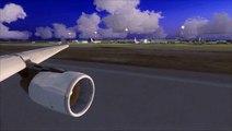 FSX - McDonnell Douglas MD-11 take off Djerba Zarzis