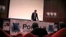 Finale du concours de plaidoirie, faculté de droit de Cergy 2012