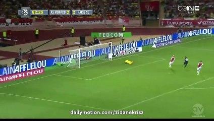 Ezequiel Lavezzi goal vs Monaco 0 – 3 Di Maria Amazing Assist