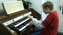 Bach Toccata and Fugue (my best version on my home organ)