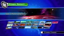 Team God VS Team Fusion (Xenoverse: Vegito, SSJ4 Gogeta, Gotenks VS Beerus, Whis, SSGSS Goku)