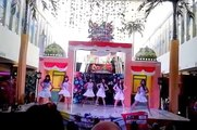 150830 AList (cover dance of APink) - Mr. Chu + Remember @ Kpop Day Fest Kalibata City Square