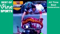 Best CELEBRATIONs in Football Vines Compilation Ep #1 | Best NFL Touchdown Celebrations