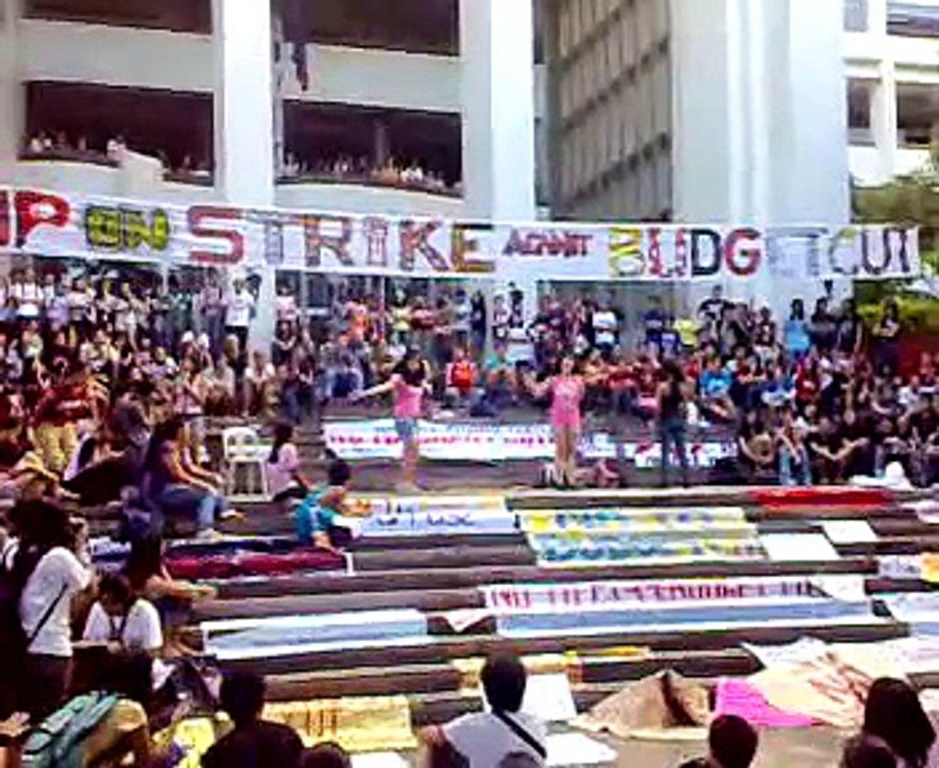 UP Rep: Strike Strike Strike! part 1 of 2