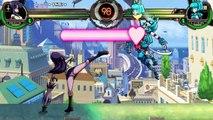 Skullgirls 2nd Encore: Arcade mode (Parasoul)