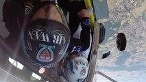 FreeFly - AirWax Nice Parachutisme 74- Saut2 - ChampFrance PARACHUTISME