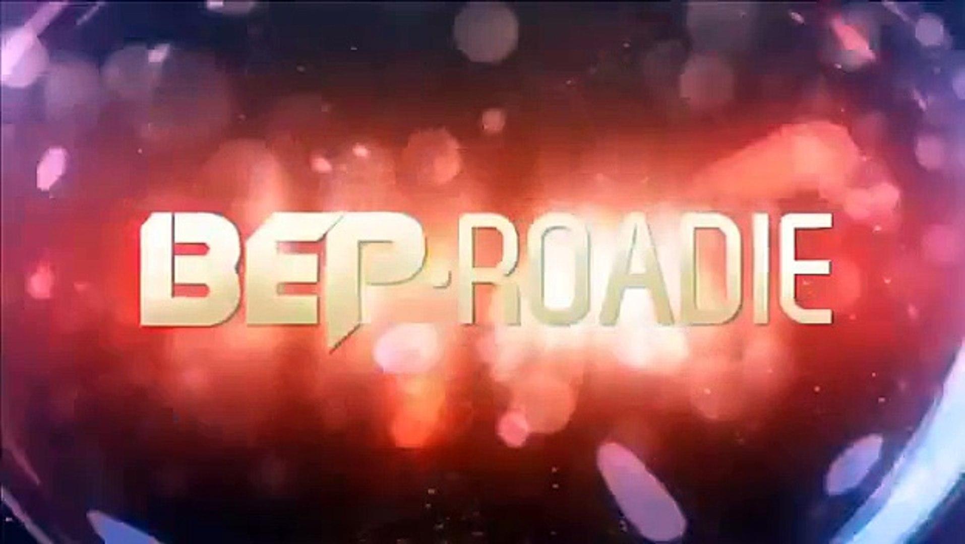 #BEProadie Taboo, integrante do Black Eyed Peas, convocando fãs para ser o Roadie 2.0 da banda