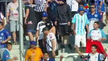 Godoy Cruz vs. Racing suspendido por incidentes en Argentina (VIDEO)