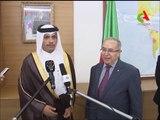 Algérie-Qatar - Ramtane Lamamra reçoit le vice ministre qatari des Affaire étrangères