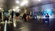 Open Doors Bboying Concept Class High Lights, Urban bboys Diehard