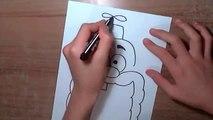 Uncle Grandpa Nasıl Çizilir? (How to draw Uncle Grandpa?) -Uncle Grandpa-