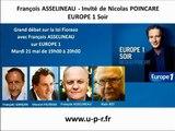 Europe1 - François Asselineau - GRAND DÉBAT SUR LA LOI FIORASO - 21 mai 2013 -
