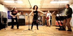 Traq - Paparazzi feat. Karolina (Lady Gaga rock/metal cover)