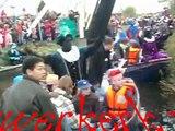 Sinterklaas komt aan in Nieuwerkerk aan den IJssel