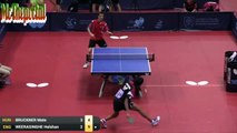 Table Tennis   Best Of EYC 2015   Part 2 | table tennis tricks