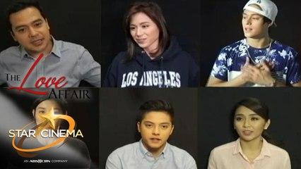 The Love Affair Bukas Na! (Kathryn, Daniel, Toni, Enrique, and John Lloyd)