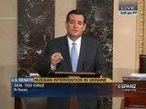 Ted Cruz Tears Apart Harry Reid's Koch Bros. Remarks