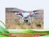 DJI Phantom Aerial UAV Drone Quadcopter Version 1.1.1 for GoPro Camera Hero 1 2 3 Hero3+ Silver
