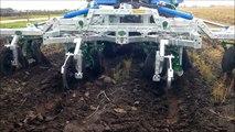 Plough - Triple land high clearance Plow