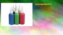 Nailart Airbrush Set mit 6 Farben