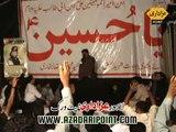 Zakir Nasir Abbas Notak Majlis 13 August 2015 Jalsa Allama Hamid Raza Sultan Lahore