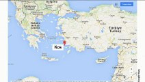 Le Zoom de la Rédaction : À Kos, la difficile cohabitation entre touristes et réfugiés