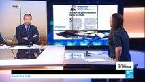 """""""Valls, l'acrobate"""""""