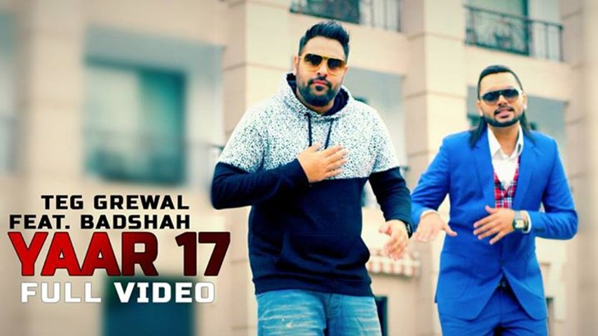 Yaar 17 | Full Video HD | Teg Grewal ft. Badshah | New Punjabi Song 2015 | Yaar Sitara
