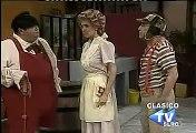 CHESPIRITO 1991 - el chavo del ocho - un baño para el chavo - parte 3