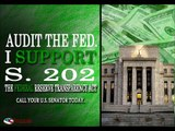 Louis Farrakhan On Ron Paul Exposing The Federal Reserve And International Bankers