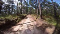 Street - To Dirt Adventure - Back To Street - KLR - GoPro #2 - Silver Lake WMA