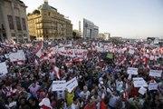 Immense manifestation de défiance envers les politiques au Liban