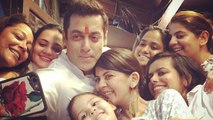 Salman Khan Celebrates RAKSHA BANDHAN With Sister Arpita