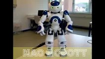 latest technology robot 2015 - Japanese robot shows - animals robots