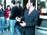 Doccia di laurea al Politecnico di Torino - Cool