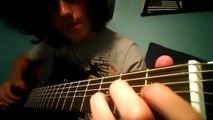1st Guitar Tutorial-Tears In Heaven Eric Clapton