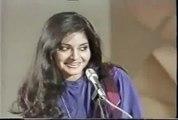 Pakistani Funny Clips nazia husan interview 2014