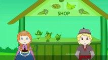 Do You Like Broccoli Ice Cream Nursery Rhymes   3D Animations Cartoon Rhymes Collection
