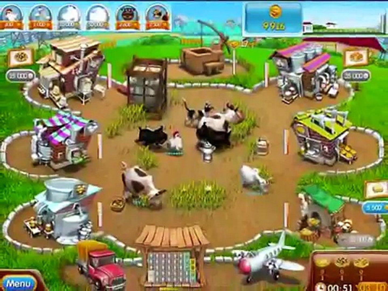 Farm Cartoon, Farm House Cartoon, Farm Animals Cartoon, Cartoon For Kids
