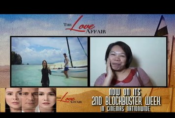 'The Love Affair' Now Showing! (Fall in love with Bea Alonzo!)