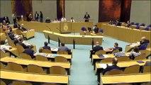 1e termijn Emile Roemer in debat over 6 miljard extra bezuinigen